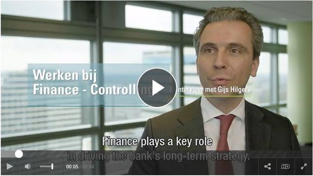 Cover Finance en de lange termijn strategie van de bank - Gijs Hilgers, CFO Commercial Clients