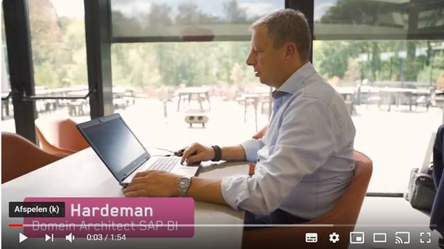 Cover Tom Hardeman | BI specialisten