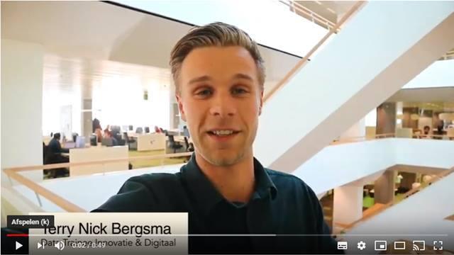 Video Maak het verschil als Machine Learning Engineer bij a.s.r. - Terry Nick Bergsma, Data Trainee Innovatie en Digitaal