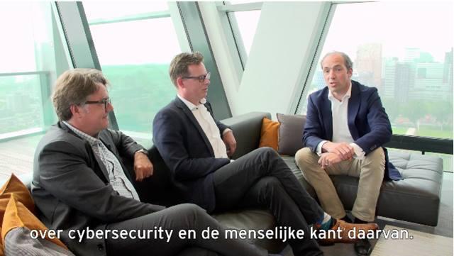 Cover De factor mens in cyber security, een gevaarlijk fenomeen...