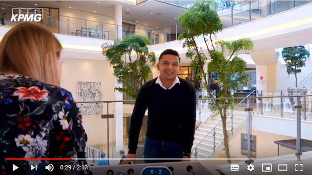 Video KPMG Play - Anouar Saïd, Senior Auditor
