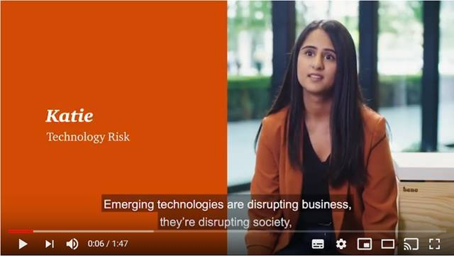 Cover What's it like working in Technology Risk at PwC?