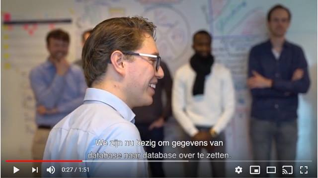 Cover Rabobank IT Professional - Tim van Rhijn, Scrum Master & DevOps Engineer