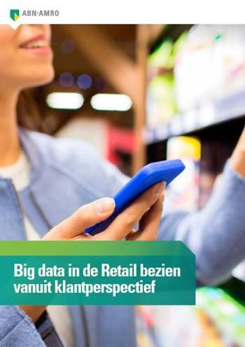 Cover Big data in de Retail bezien vanuit klantperspectief