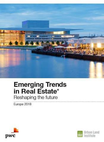 Cover Emerging Trends in Real Estate®: Europe 2018