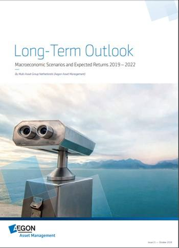 Cover Long-Term Outlook: Macroeconomic Scenarios and Expected Returns 2019 – 2022