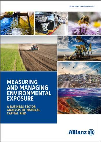 Cover Measuring and Managing Environmental Exposure