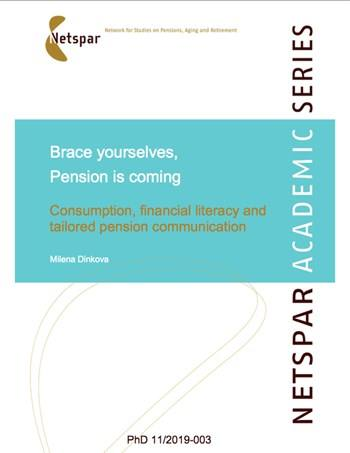 Cover Brace yourself, Pension is coming