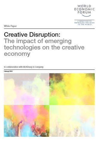 Cover Creative Disruption