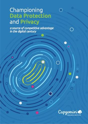 Cover Championing Data Protection and Privacy