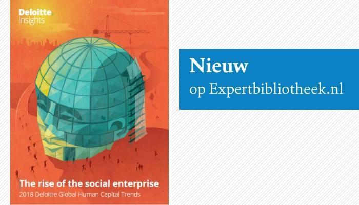 Rapport: The rise of the social enterprise van Deloitte