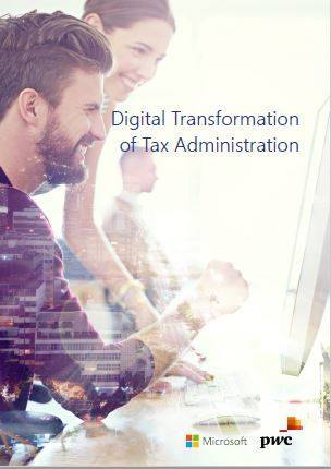 Cover Digital Transformation of Tax Administration