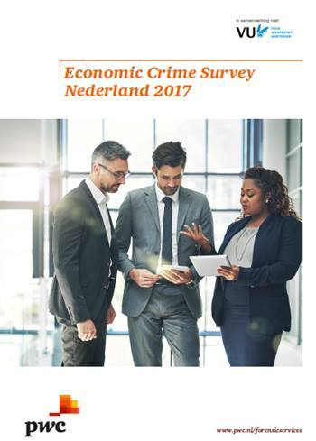 Cover Economic Crime Survey Nederland 2017