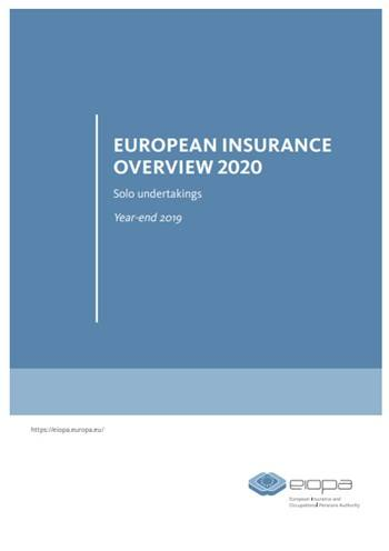 Cover European Insurance Overview 2020