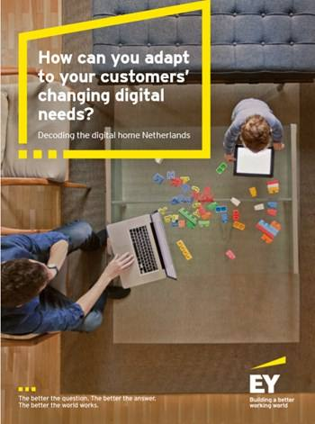 Cover How can you adapt to your customers' changing digital needs?