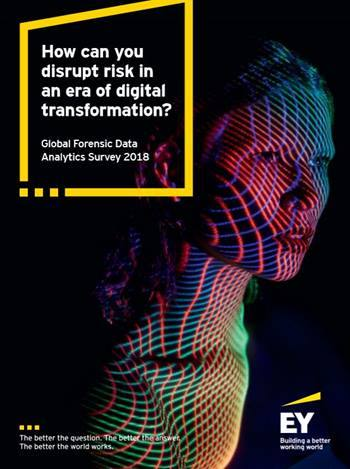 Cover How can you disrupt risk in an era of digital transformation?