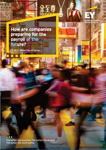 Cover How are companies preparing for the payroll of the future?