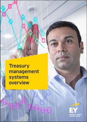 Cover Treasury management systems overview