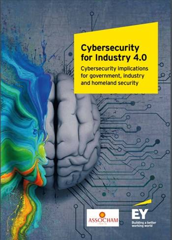 Cover Cybersecurity for Industry 4.0