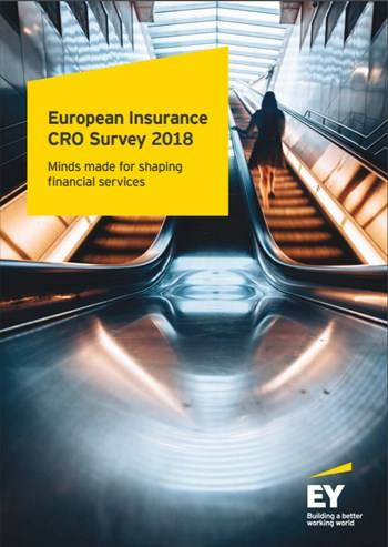 Cover European Insurance CRO Survey 2018