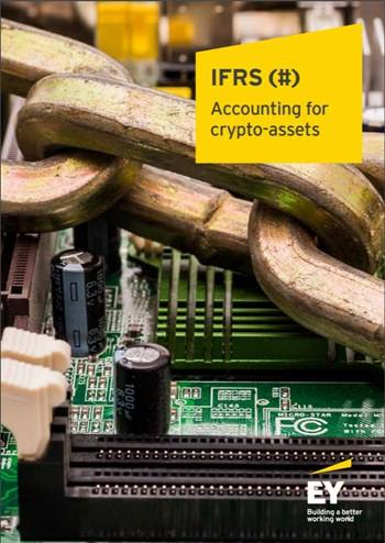 Cover Accounting for crypto-assets