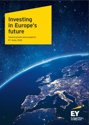 Cover Investing in Europe's future