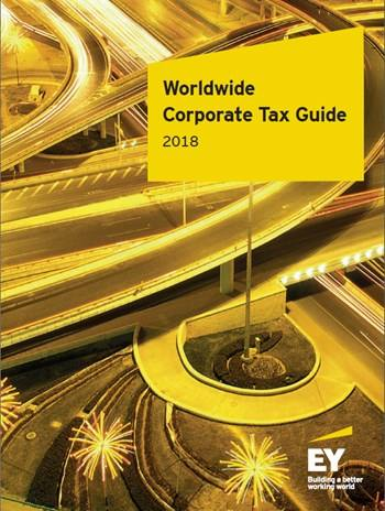 Cover Worldwide Corporate Tax Guide 2018