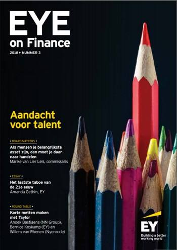 Cover Eye on Finance #3