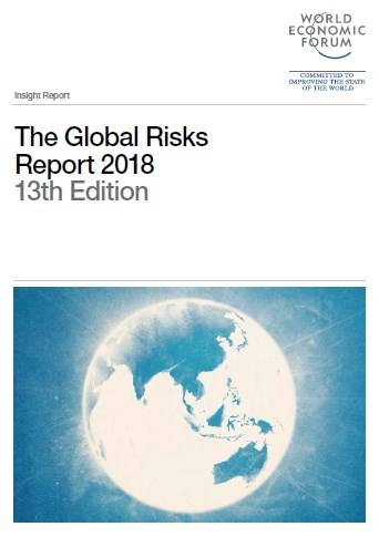 Cover The Global Risks Report 2018