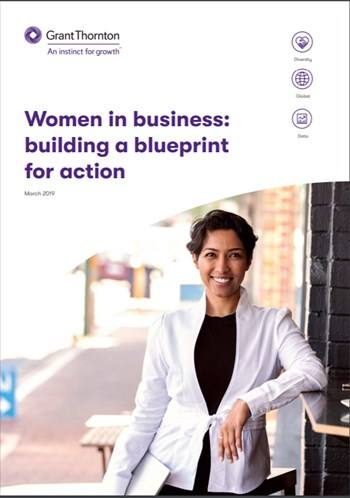 Cover Women in business report 2019