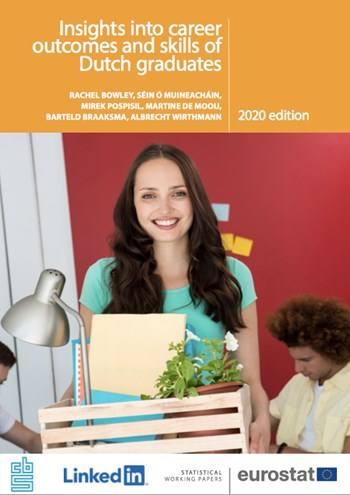 Cover Insights into career outcomes and skills of Dutch graduates