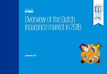 Cover Overview of the Dutch insurance market in 2016