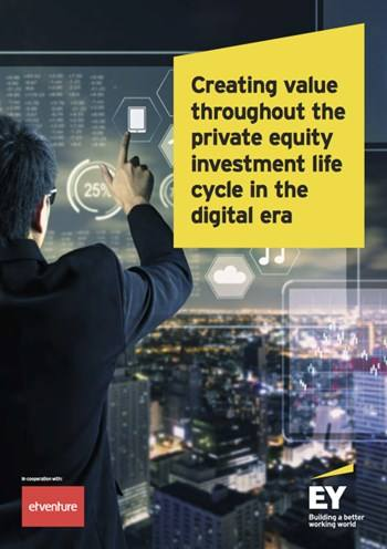 Cover Creating value throughout the private equity investment life cycle in the digital era
