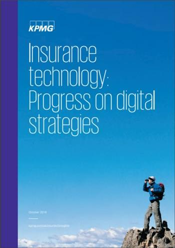 Cover Insurance technology: Progress on digital strategies