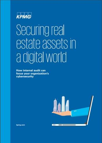 Cover Secure real estate assets in a digital world