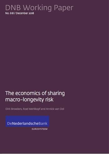 Cover The economics of sharing macro-longevity risk