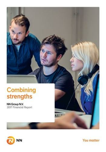 Cover Combining Strengths - NN Group N.V. 2017 Financial Report