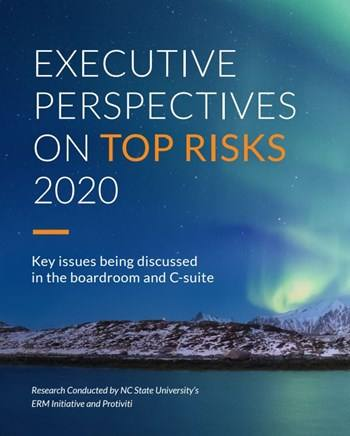 Cover Top Risks for 2020