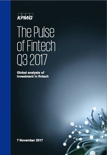 Cover The Pulse of Fintech Q3 2017