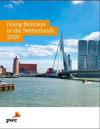 Cover Doing Business in the Netherlands