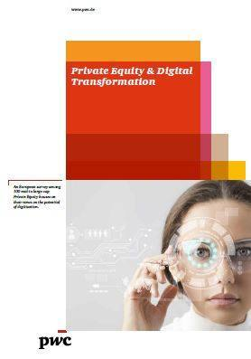 Cover Private Equity & Digital Transformation