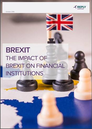 Cover The impact of Brexit on Financial Institions