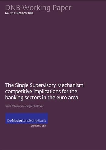 Cover The Single Supervisory Mechanism