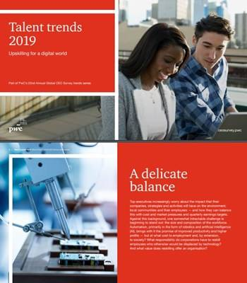 Cover Talent Trends 2019
