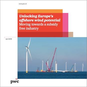 Cover Unlocking Europe's offshore wind potential