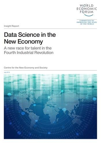 Cover Data Science in the New Economy