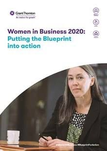 Cover Women in Business