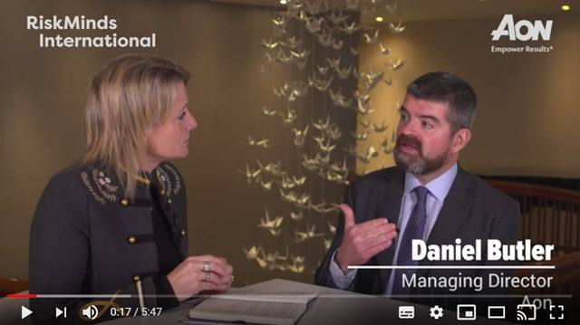Video What are the challenges and trends in non-financial risk management?