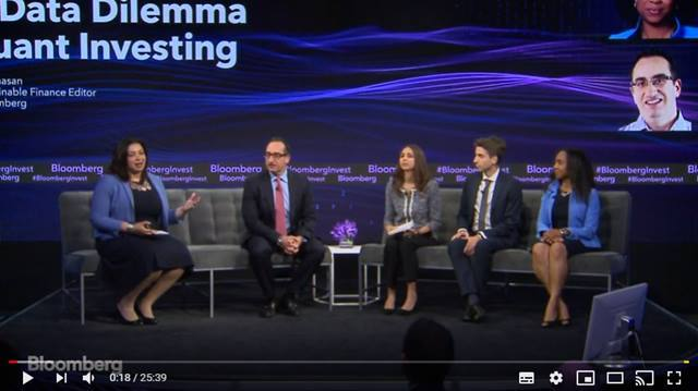 Cover Solving the Data Dilemma in ESG Quant Investing