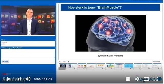 Cover Hoe sterk is jouw BrainMuscle?